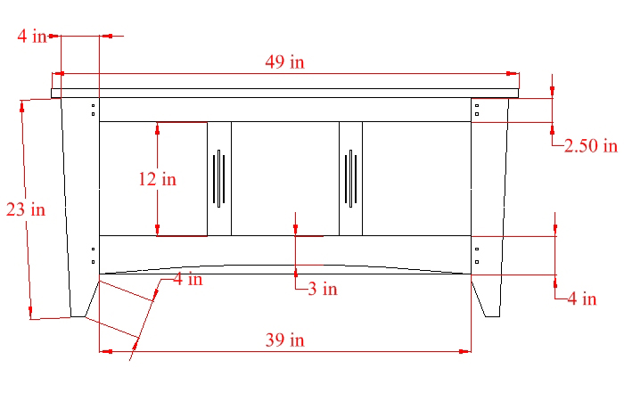 Cherry Blanket Chest Project Plans