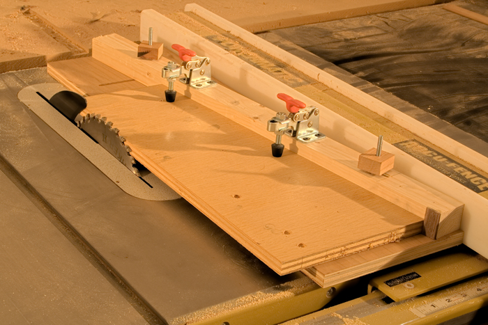 Table Saw Taper Jig Plans Free Woodideas